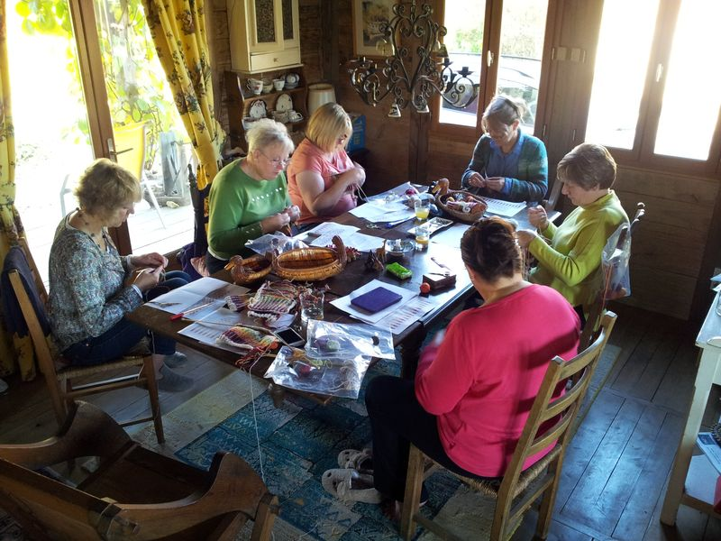 Limoges oct 2015 town & knitting 002