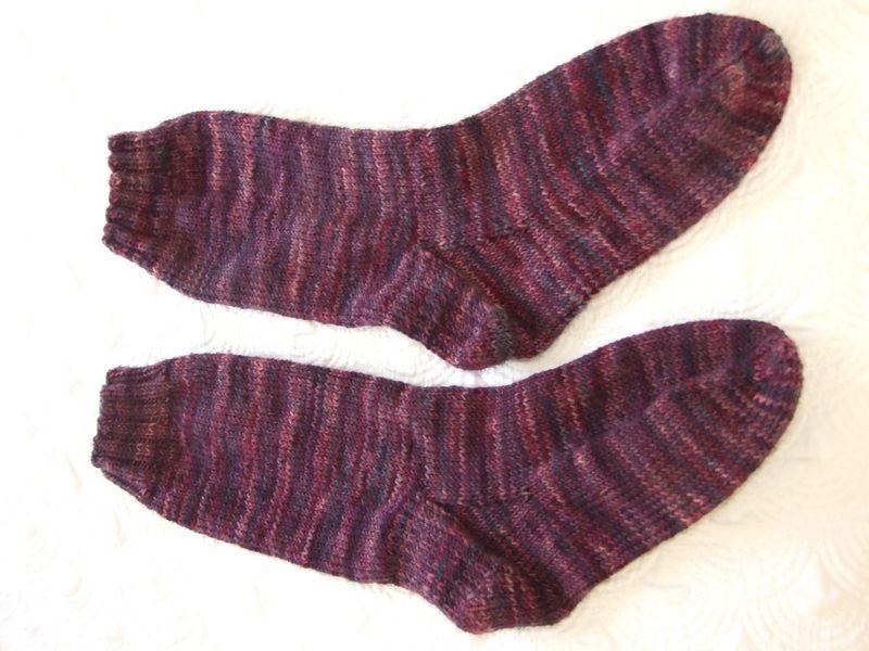 Purple Socks Tada (1)
