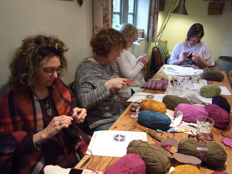 Crochet & Sock Courses Feb 16 007