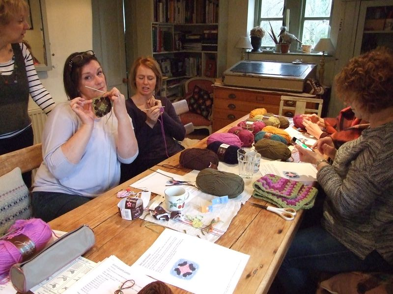 Crochet & Sock Courses Feb 16 002