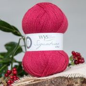 Cherry drop signature 4ply