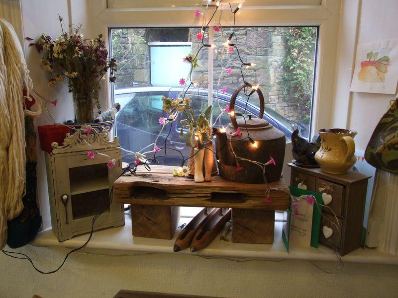 Fabulous FairIsle at Messengers Cottage Nov 15 007